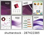 abstract vector backgrounds and ... | Shutterstock .eps vector #287422385