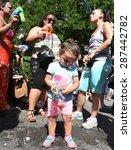 new york city   june 13 2015 ...   Shutterstock . vector #287442782