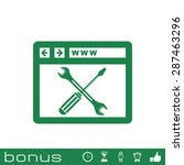 web optimization icon