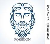 poseidon | Shutterstock .eps vector #287496935