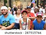 new york city   june 14 2015 ... | Shutterstock . vector #287515766