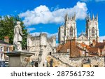 York  City View With The...