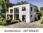 house | Shutterstock . vector #287586635