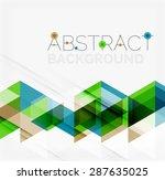 raster version abstract... | Shutterstock . vector #287635025