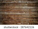 Brown Wooden Wall Textured...