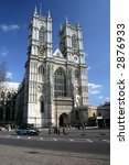 Westminster Abbey Building Wit...