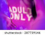 Adult Only On Nude Woman Body...