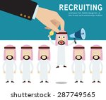 Recruitment.  Picking The Righ...