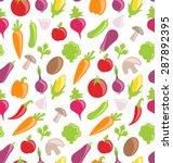 illustration seamless texture... | Shutterstock .eps vector #287892395