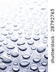 texture metal with drops water. | Shutterstock . vector #28792765