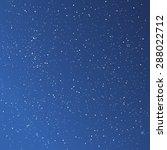 Beautiful Starry Sky Background