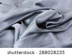silver silk cloth background | Shutterstock . vector #288028235