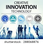 creative innovation technology... | Shutterstock . vector #288068876