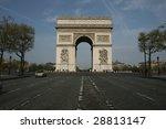 paris | Shutterstock . vector #28813147
