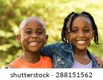 happy kids | Shutterstock . vector #288151562