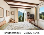 interior of old house  classic... | Shutterstock . vector #288277646