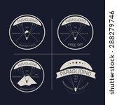 Vector Illustration. Logos Set...