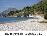 beach in the city of bar ... | Shutterstock . vector #288328712