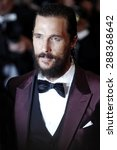 cannes  france  may 16  matthew ... | Shutterstock . vector #288368642
