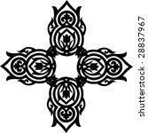 ornate pattern | Shutterstock .eps vector #28837967