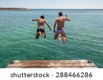 Summer Vacation And The Water...