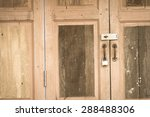 old wood background texture  ... | Shutterstock . vector #288488306