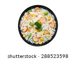 fried rice with vegetables   Shutterstock . vector #288523598