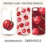 phone case. vintage vector... | Shutterstock .eps vector #288543512
