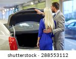 auto business  car sale and... | Shutterstock . vector #288553112