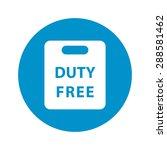 duty free icon.