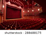 the old theater olympion in... | Shutterstock . vector #288688175