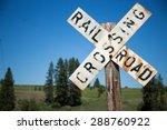 Railroad Crossing Signs