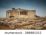 Temple Of Athena At The...