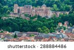 Heidelberg's Old City As Seen...