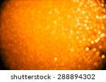 yellow bokeh | Shutterstock . vector #288894302