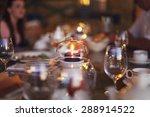 blurred background   customer... | Shutterstock . vector #288914522