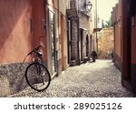 Filtered Image Of A Bicycle On...