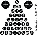 Black And White Disability And...