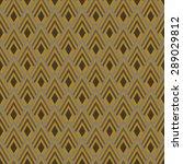 seamless vector geometric... | Shutterstock .eps vector #289029812