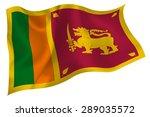 sri lanka   Shutterstock .eps vector #289035572