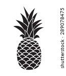 Pineapple Tropical Fruit....