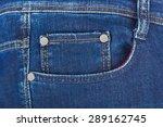 Pocket On Jeans   Fashion...
