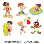Kids At The Beach Collection