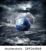 Earth In The Storm  ...