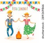 Festa Junina Vector...