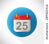 calendar symbol icon flat...