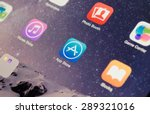 bangkok  thailand   june 17 ... | Shutterstock . vector #289321016