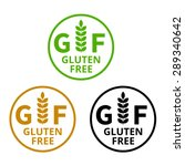 no gluten   free food label or...
