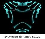Three Dimensional Totem Mask...