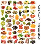 food collection | Shutterstock . vector #289495592